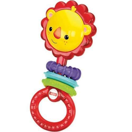 Fisher-Price - Zornaitoare Leu - DRC00-CGR70