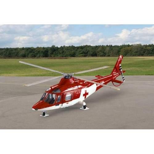 Macheta elicopter Augusta A-109 K2 Rega - 04941