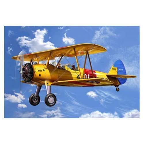 Model Set Revell Avion Stearman Kaydet RV64676