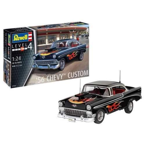 REVELL '56 Chevy Customs