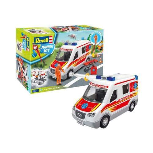 REVELL Ambulance Car