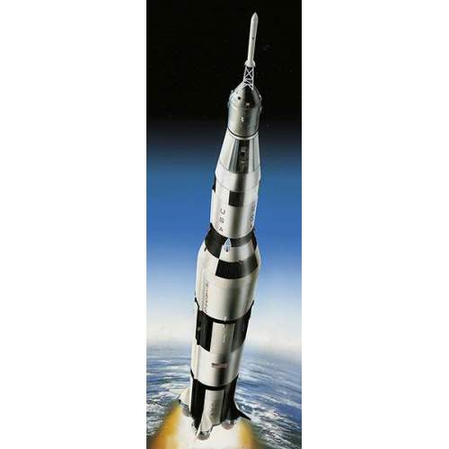 REVELL Apollo 11 Saturn V Rocket (50 Years Moon Landing)