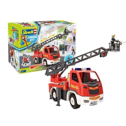 REVELL Fire Truck -Ladder Unit