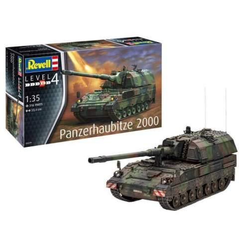 Revell PANZERHAUBITZE 2000