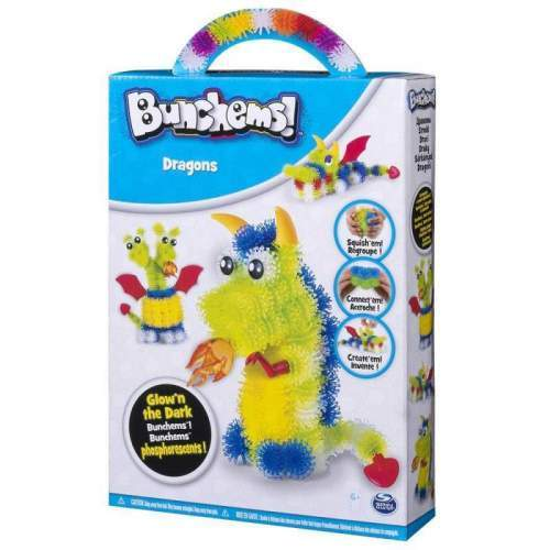SPINMASTER BUNCHEMS PACHET TEMATIC