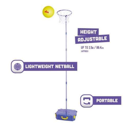 Joc De Basket All Surface Netball