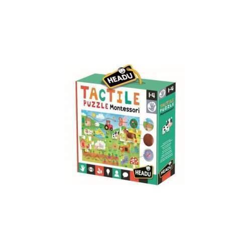 Montessori Puzzle Tactil