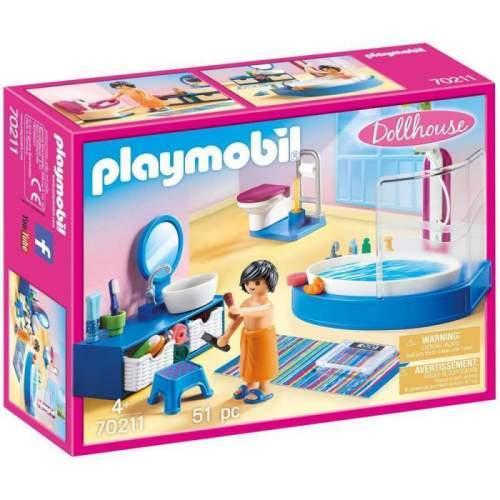 Set Playmobil Dollhouse - Baia Familiei 70211