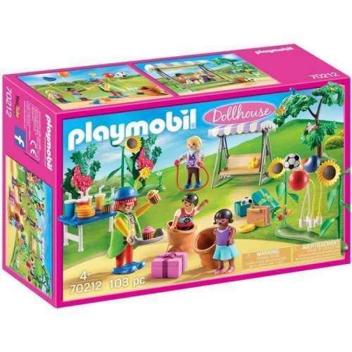 Set Playmobil Dollhouse - Petrecerea Copiilor 70212