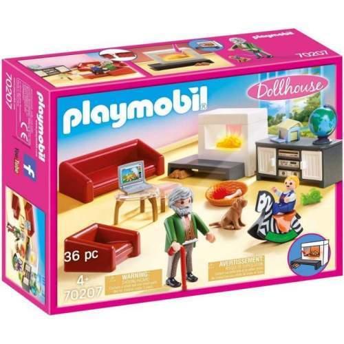 Set Playmobil Dollhouse - Sufrageria Familiei 70207