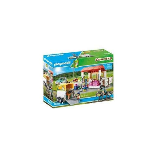 Set Playmobil Wild Life - Club Set - Ferma Calutilor 70325