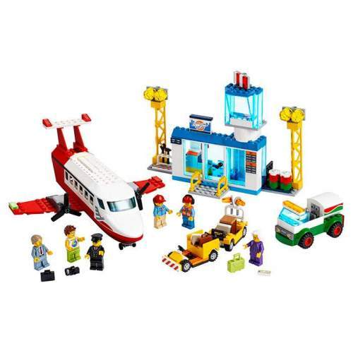 LEGO Aeroport Central (60261) - LEGO 60261 (City)