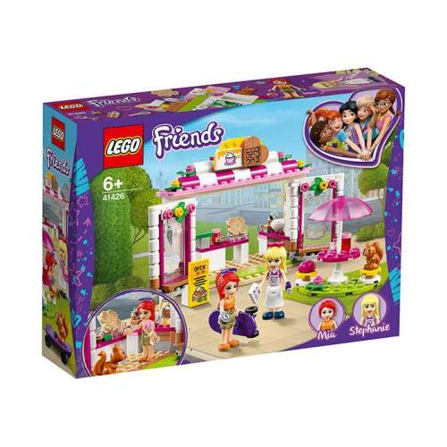LEGO Cafeneaua Parcului Heartlake City (41426) - LEGO 41426 (Friends)