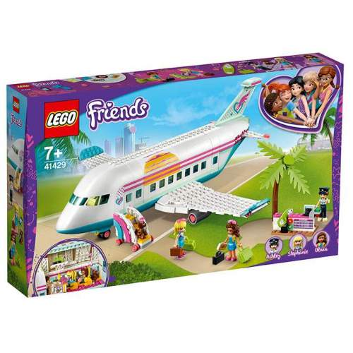 LEGO Avionul Heartlake City (41429) - LEGO 41429 (Friends)