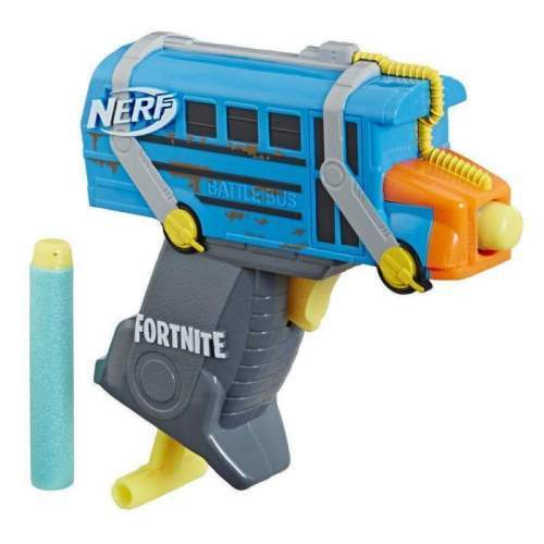 Battle Bus Nerf X Fortnite Microshots