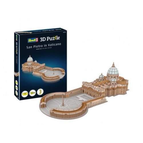Puzzle 3D St. Peter'S Basilica (Vaticano)