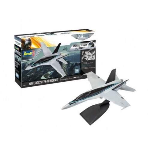 """Revel - F/A-18 Hornet """"Top Gun"""" (Easyclick)"""