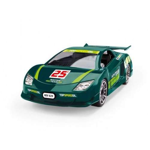 Revel - Junior Kit Racing Car, Verde