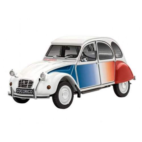 "Revel - Model Set Citroen 2 CV ""Coccorico"""