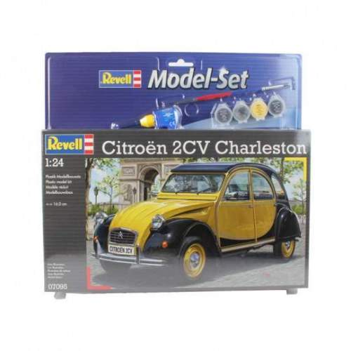 Revel - Model Set Citroen 2 CV