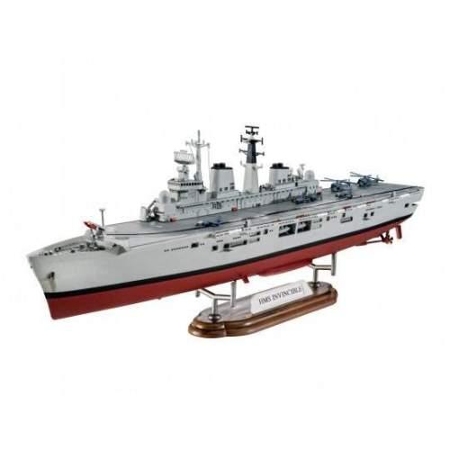 Revel - Model Set HMS Invincible (Falkland War)