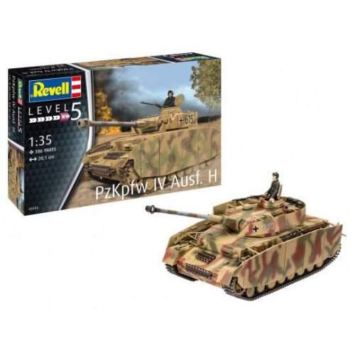 Revel - Panzer IV Ausf. H