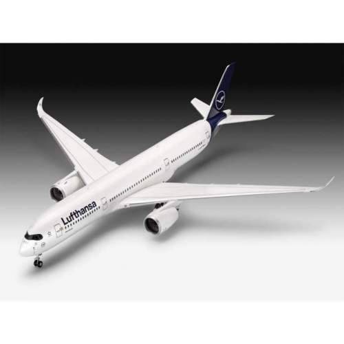 Revel - Airbus A350-900 Lufthansa New Livery