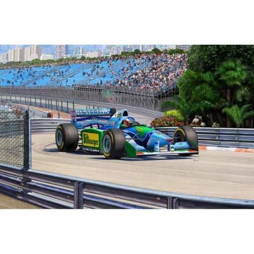 """Revel - Gift Set 25Th Anniversary """"Benetton Ford"""""""