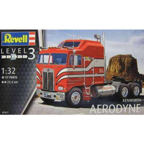 Revel - Kenworth Aerodyne