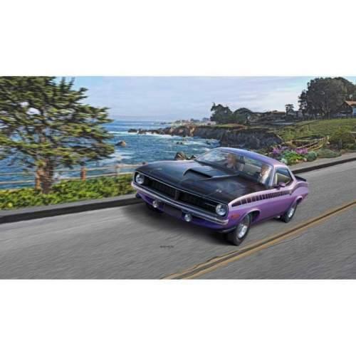 Revel - Model Set 1970 Plymouth Aar Cuda