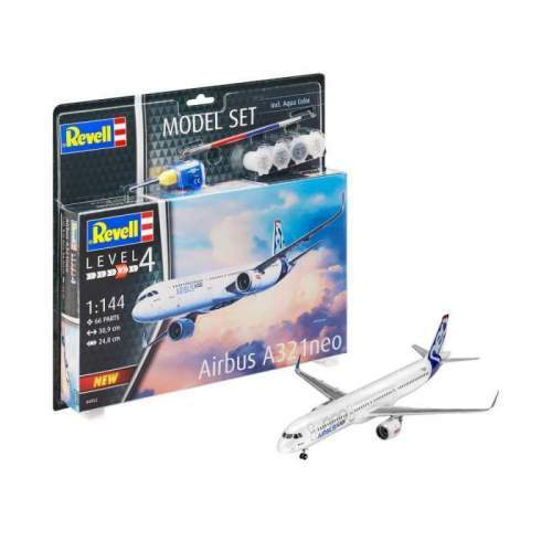 Revel - Model Set Airbus A321 Neo