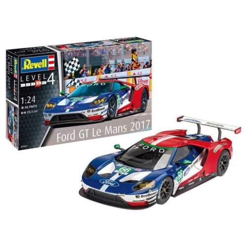 Revel - Model Set Ford GT - Le Mans