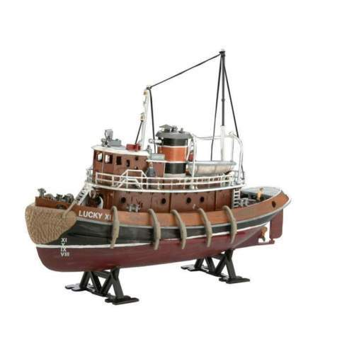 Revel - Model Set Harbour Tug Boat