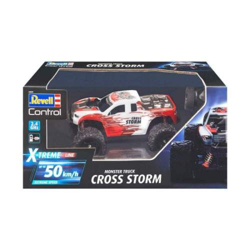 "Revel - X-Treme RC Buggy ""Cross Storm"""
