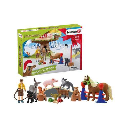 Schleich - Advent Calendar Farm World