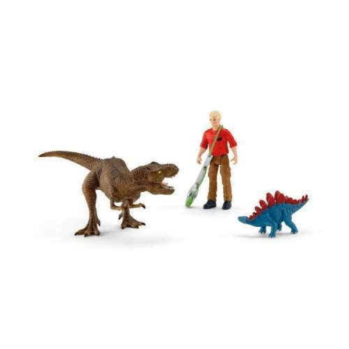 Schleich - Atacul Tyrannosaurului Rex