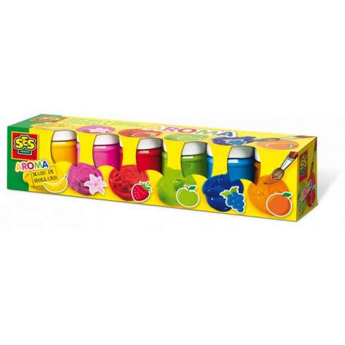 Ses Set Pictura Cu Arome 6X50Ml