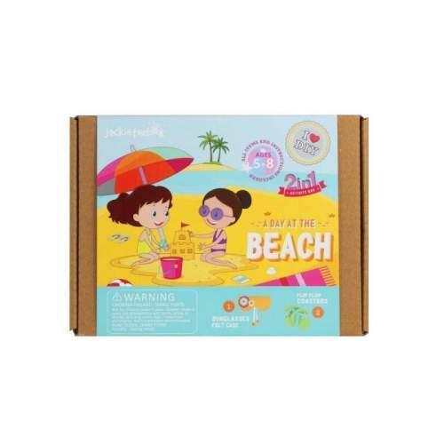 Kit Creatie 2-In-1 O Zi Pe Plaja