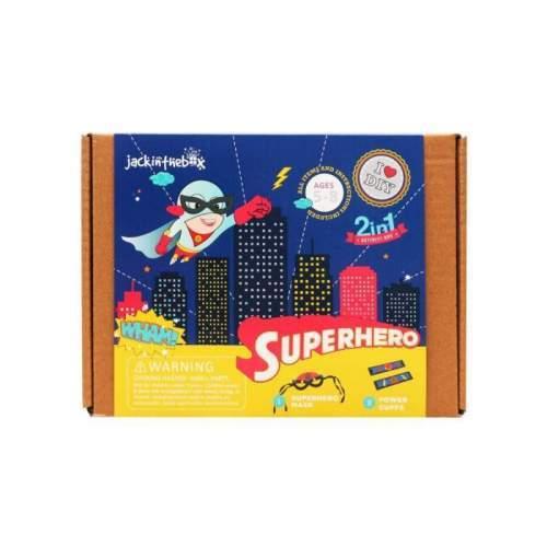Kit Creatie 2-In-1 Supererou