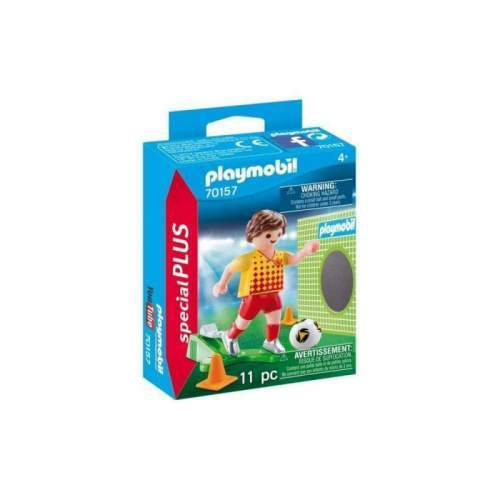 Set Playmobil Special Plus - Figurina Fotbalist 70157