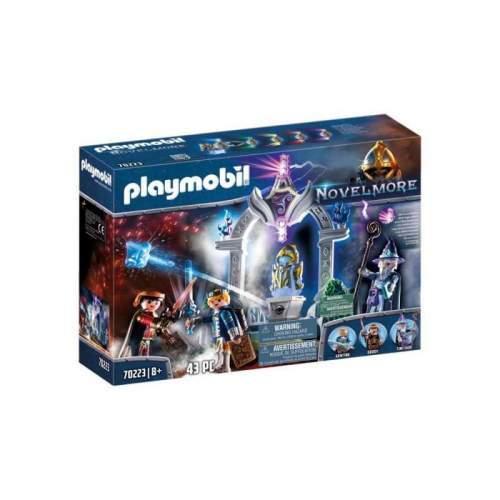 Set Playmobil Novelmore - Templul Timpului 70223