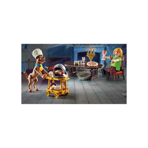 Set Playmobil Scooby Doo - Cina Cu Shaggy 70363