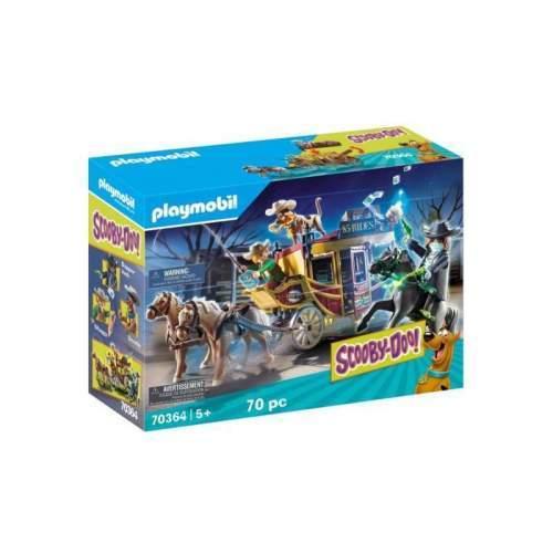 Set Playmobil Scooby Doo - Si Vestul Salbatic 70364