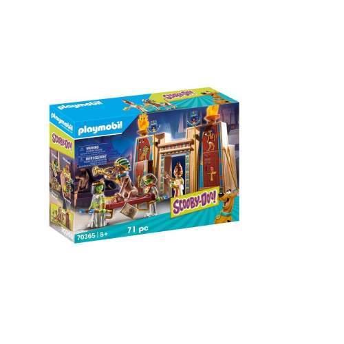 Set Playmobil Scooby Doo - Aventuri In Egipt 70365