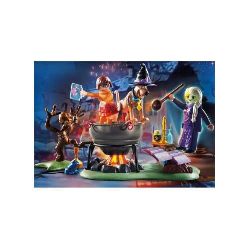 Scooby-Doo! Aventuri Cu Vrajitoare