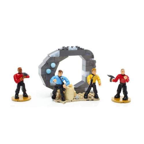 Mega Bloks Star Trek Away Team Figure Pack Asst