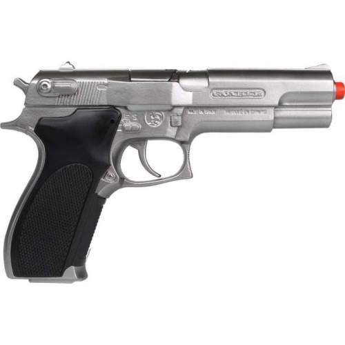 Gonher Pistol Politie Smith - 45 Metal