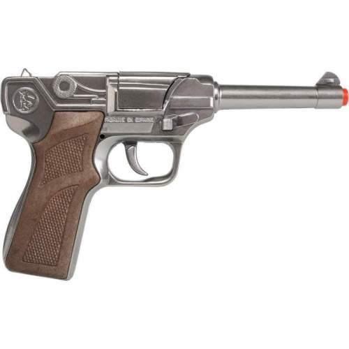 Gonher Pistol Politie 8 - Metal