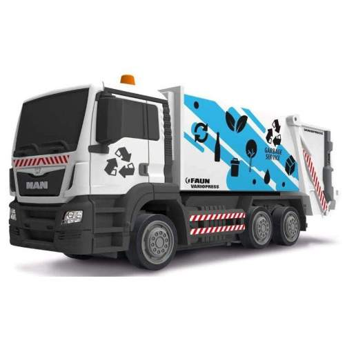 Revell Rc Mini Garbage Truck