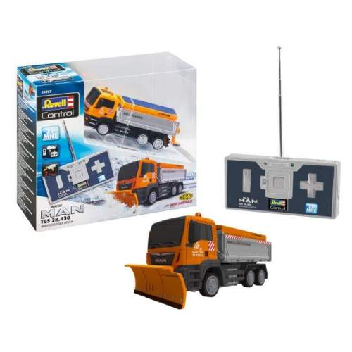 Revell Rc Mini Winter Service Truck